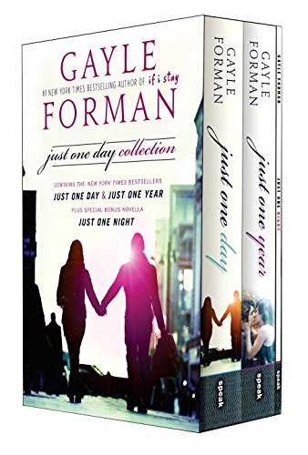 Gayle Forman Just One Day Collection