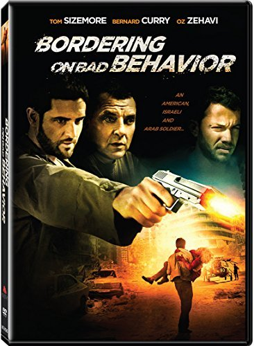 Bordering On Bad Behavior Sizemore Zehavi Curry DVD Nr