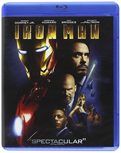Iron Man 3 Movie Collection Blu Ray