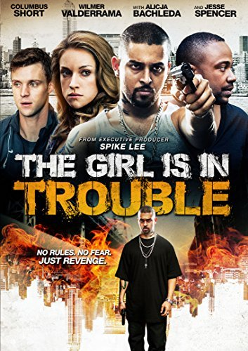 Girl Is In Trouble Short Valderrama Spencer DVD Nr