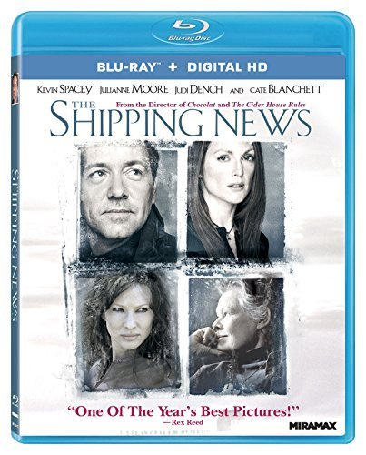 Shipping News Spacey Moore Dench Blu Ray R