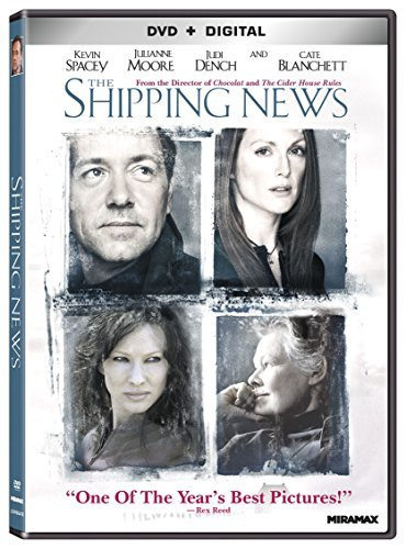 Shipping News Spacey Moore Dench DVD R