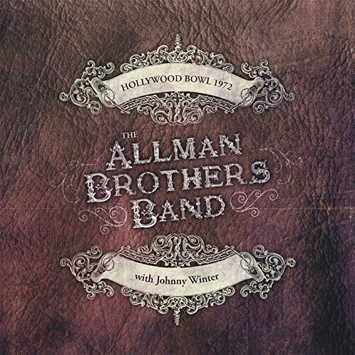 Allman Brothers Hollywood Bowl 1972