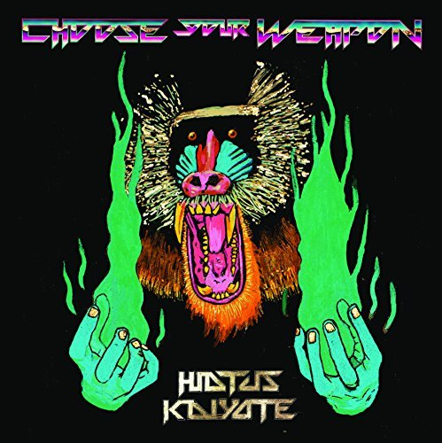 Hiatus Kaiyote Choose Your Weapon Import Eu Choose Your Weapon
