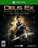 Xbox One Deus Ex Mankind Divided Deus Ex Mankind Divided