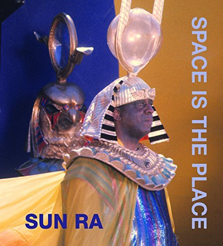 Sun Ra Space Is The Place DVD CD Booklet
