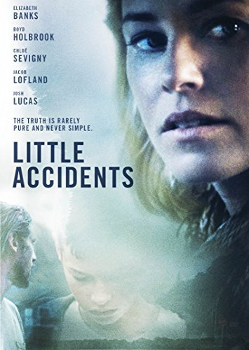 Little Accidents Banks Holbrook Sevigny Lucas DVD