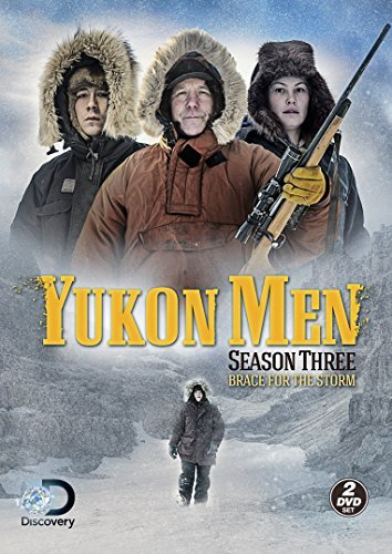 Yukon Men Season 3 DVD