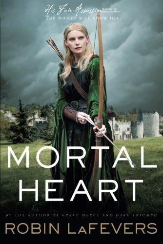 Robin Lafevers Mortal Heart
