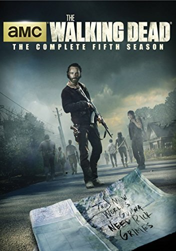 Walking Dead Season 5 DVD Season 5