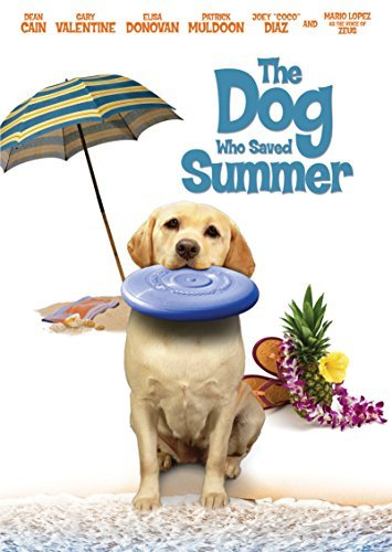 Dog Who Saved Summer Cain Valentine Donovan Lopez DVD Pg