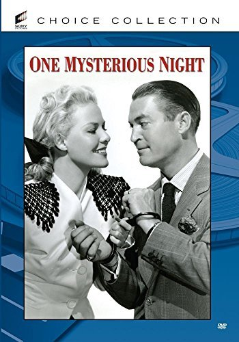 One Mysterious Night Carter Lane Morris DVD Mod This Item Is Made On Demand Could Take 2 3 Weeks For Delivery