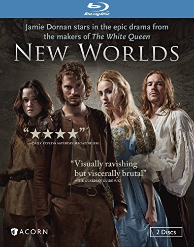New Worlds New Worlds Blu Ray Nr