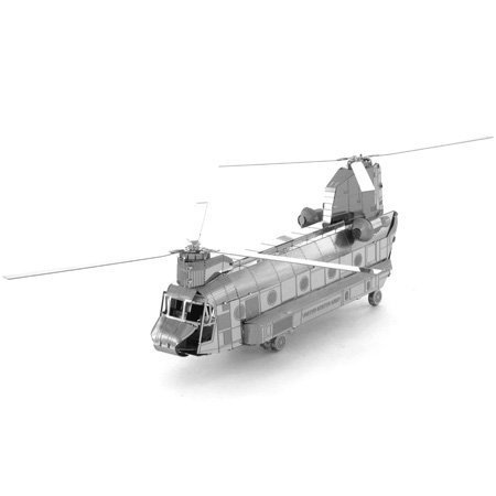 Novelty Metalearth Boeing Ch 47 Chinook