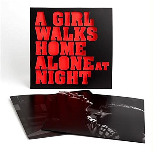 A Girl Walks Home Alone At Night Soundtrack Lp