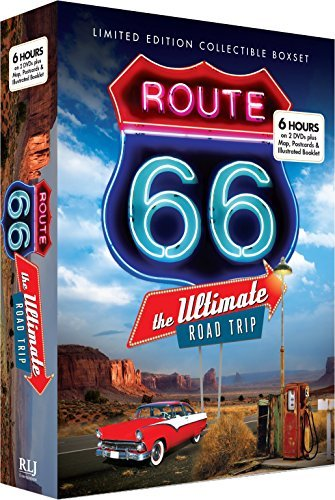 Route 66 Ultimate Road Trip Route 66 Ultimate Road Trip DVD Nr