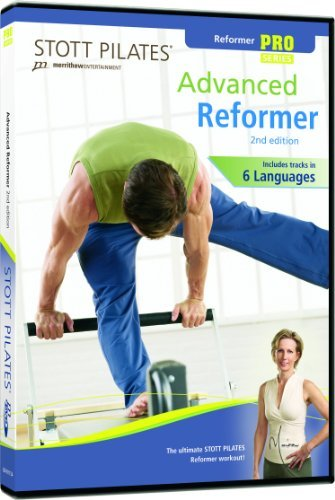 Stott Pilates Advanced Reform Stott Pilates Advanced Reform Mer400 Q766 Sttt