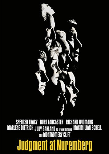 Judgment At Nuremberg Tracy Lancaster Widmark DVD Nr