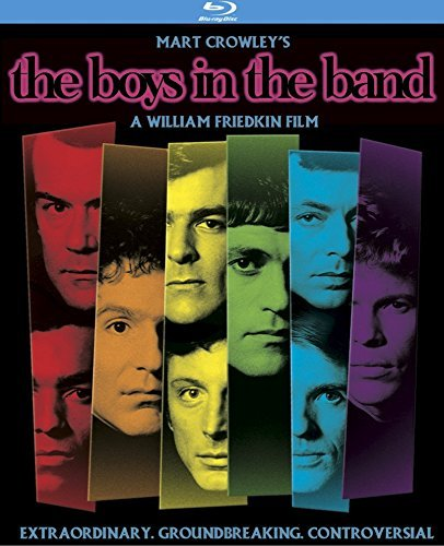 Boys In The Band Combs Fray Gorman Blu Ray R
