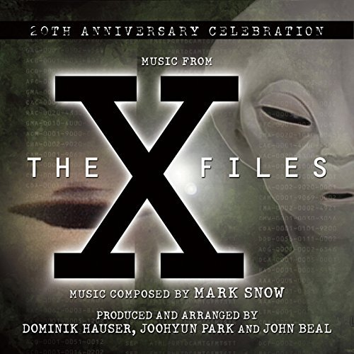 John Beal X Files A 20th Anniversary Ce