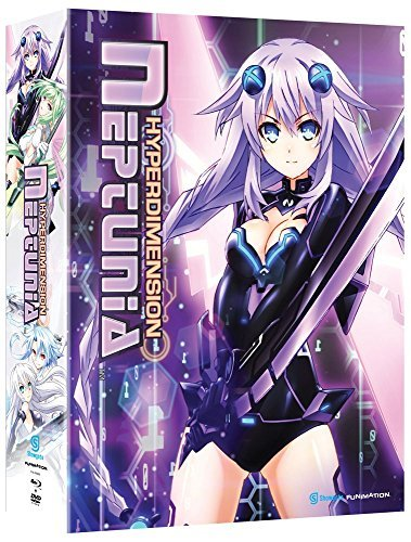 Hyperdimension Neptunia Complete Series Blu Ray