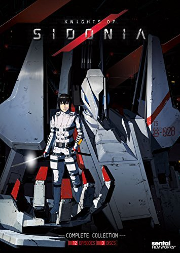 Knights Of Sidonia Knights Of Sidonia Season 1 Season 1