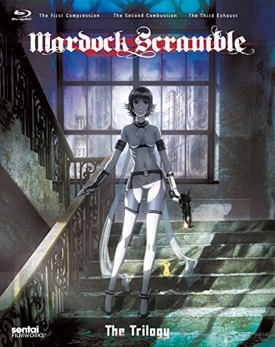 Mardock Scramble Trilogy Mardock Scramble Trilogy Blu Ray