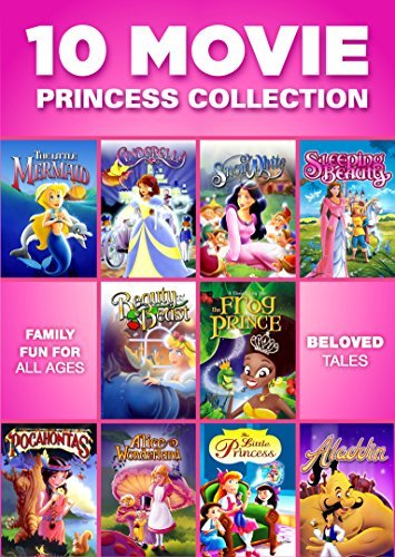 10 Movie Princess Collection 10 Movie Princess Collection