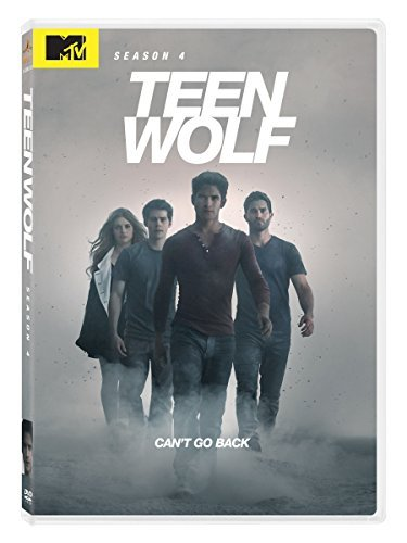 Teen Wolf Season 4 DVD