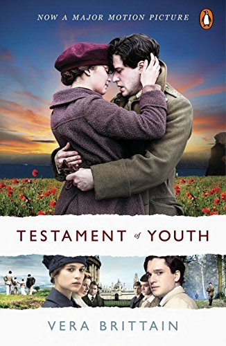 Vera Brittain Testament Of Youth (movie Tie In)