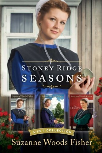 Suzanne Woods Fisher Stoney Ridge Seasons 3 In 1 Collection