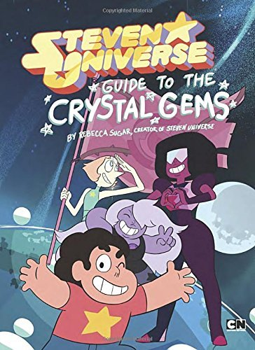 Cartoon Network Books Guide To The Crystal Gems