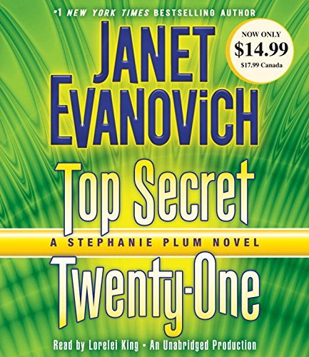 Janet Evanovich Top Secret Twenty One