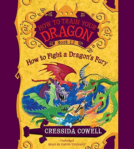 Cressida Cowell How To Train Your Dragon How To Fight A Dragon's Fury