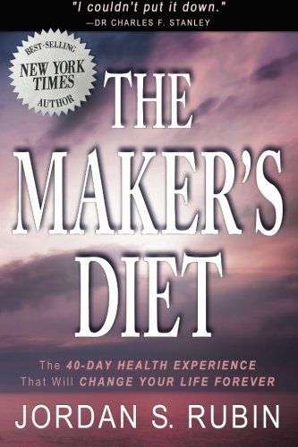 Jordan S. Rubin The Maker's Diet
