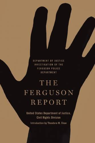 The Department Of Justice The Ferguson Report Department Of Justice Investigation Of The Fergus