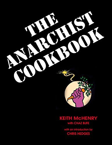 Keith Mchenry The Anarchist Cookbook