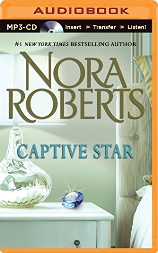 Nora Roberts Captive Star Mp3 CD