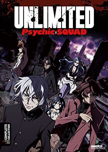 Unlimited Psychic Squad Unlimited Psychic Squad DVD