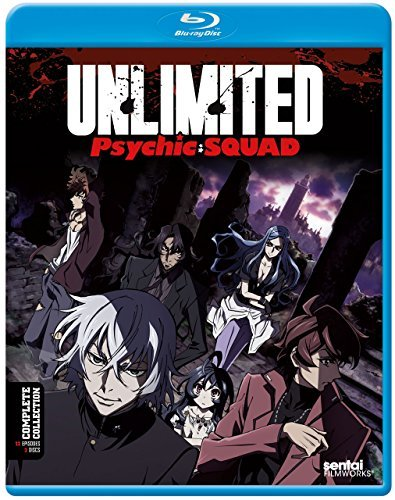 Unlimited Psychic Squad Unlimited Psychic Squad Blu Ray