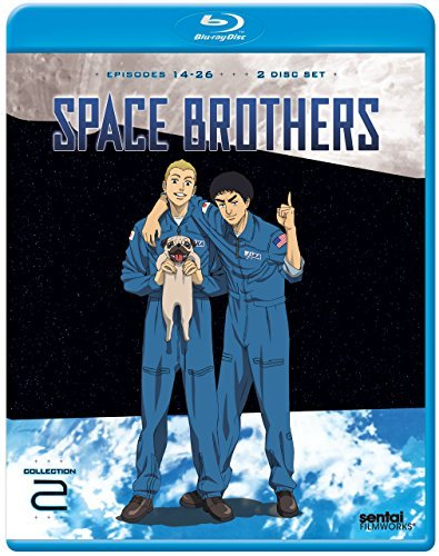 Space Brothers Collection 2 Blu Ray