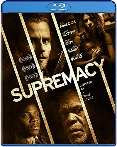 Supremacy Anderson Glover Blu Ray Nr