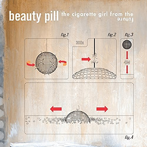 Beauty Pill Cigarette Girl From The Future