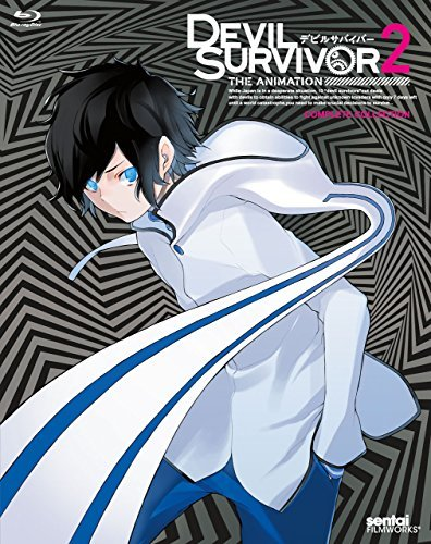 Devil Survivor 2 The Complete Collection Blu Ray Adult
