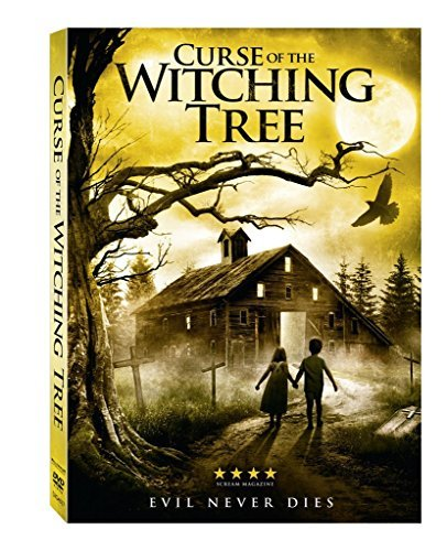 Curse Of The Witching Tree Denton Clarvis DVD