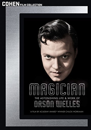 Magician The Astonishing Life & Work Of Orson Welles Magician The Astonishing Life & Work Of Orson Welles DVD Nr