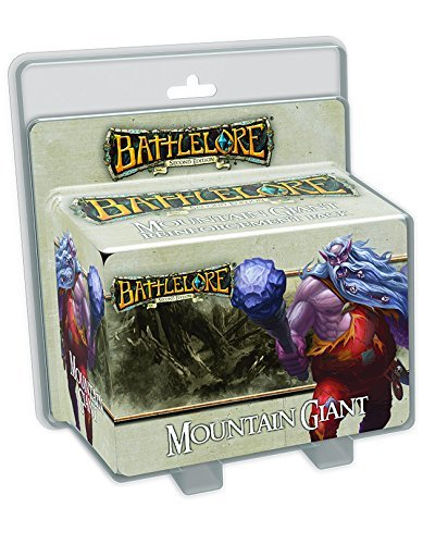 Fantasy Flight Games Battlelore Mountain Giant Reinforcement Pack 0002 Edition;