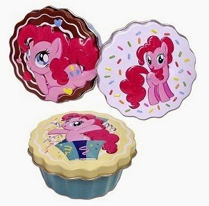 Candy My Little Pony Pinkie Pie's Party Cupcakes