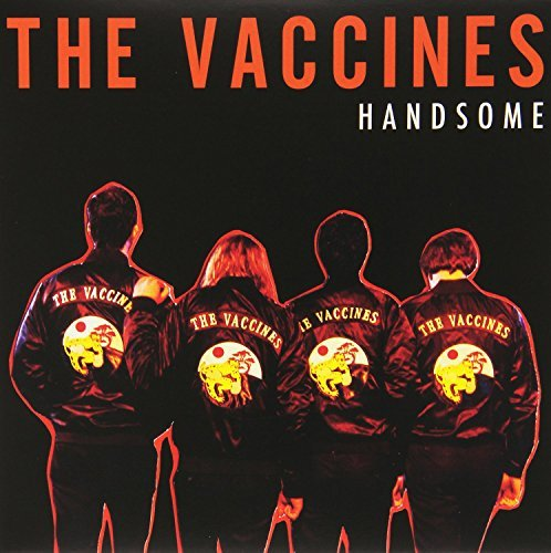 Vaccines Handsome Import Gbr 7 Inch Single