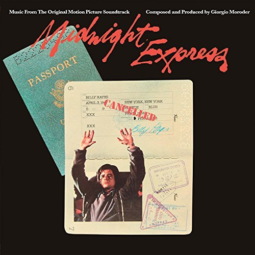 Midnight Express Soundtrack Giorgio Moroder Sjoundtrack